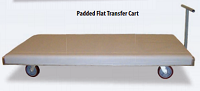 Padded-Flat-Transfer-Cart