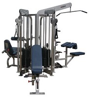Quantum-Four-Stack-Multi-Gym-Exercise-System