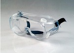 PVC-Frame-PC-Lens-Safety-Goggles