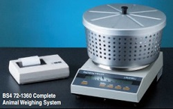 complete animal weighing system