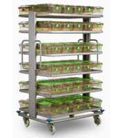 High Density Modular trolleys